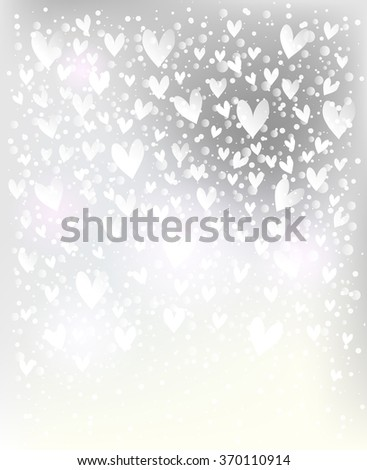 Valentines background. Holiday Design. - stock vector