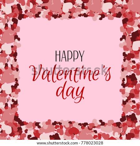 Charming Happy Valentines Day Frames Gallery - Valentine Ideas ...