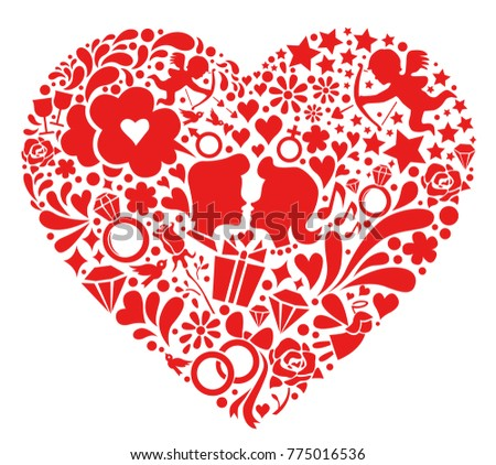 Magnificent Valentines Day Symbols Photos - Valentine Ideas ...
