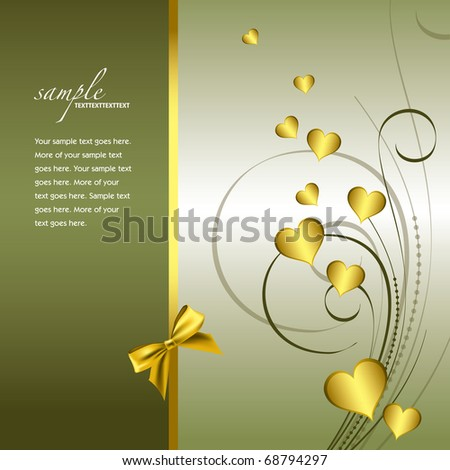 Valentines Vector Background. Eps10 Format.