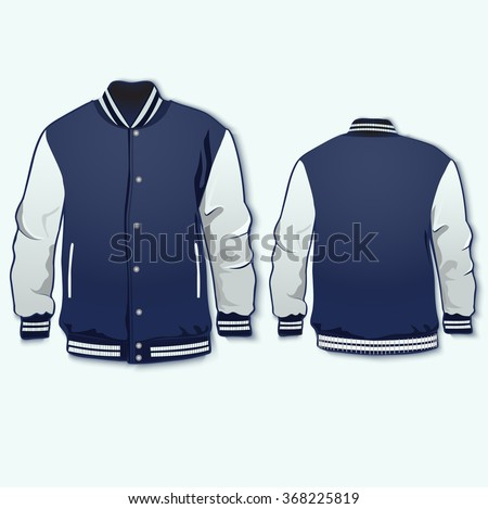 Varsity Jacket Design Website