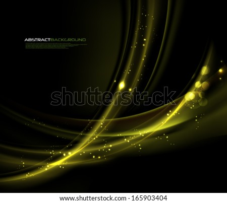 Veactor Abstract Background - stock vector
