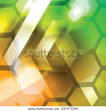 Vector abstract background. EPS10 illustration. - stock vector