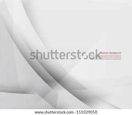 Vector abstract background. Origami geometric - stock vector