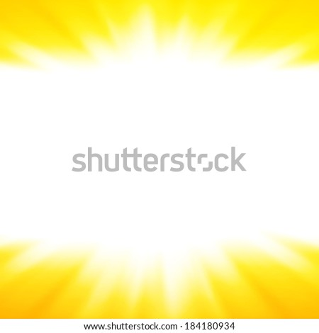 Vector abstract background with flare - stock vector