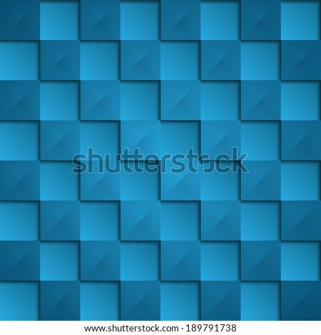 Vector abstract background with seamless pattern design