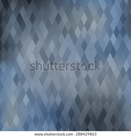 Vector Abstract Dark Geometric Background. Abstract Dark Pattern.