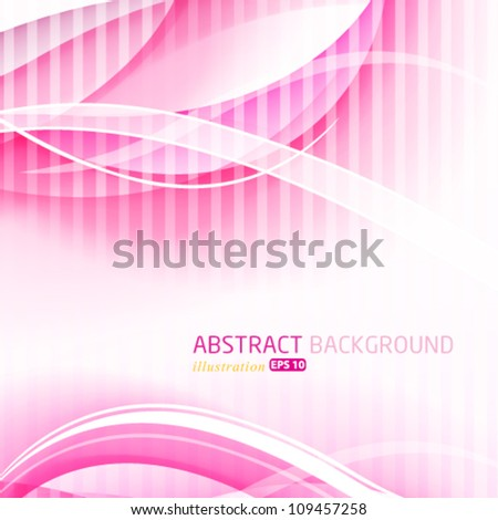 Vector abstract elegant background. Jpeg version also available in gallery. - stock vector