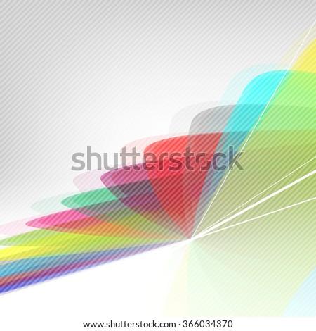 Vector abstract frame. Corporate design.Eps10 - stock vector