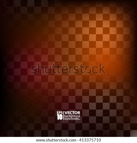 Vector abstract futuristic carbon metallic geometric and racing background - Eps10 - stock vector