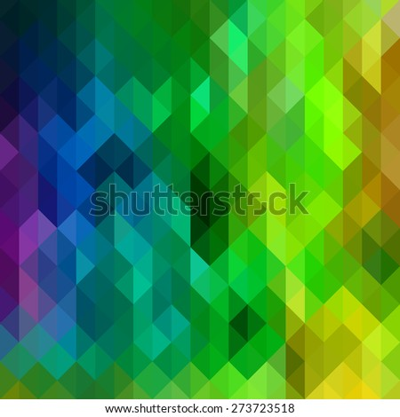 Vector abstract geometric background - stock vector