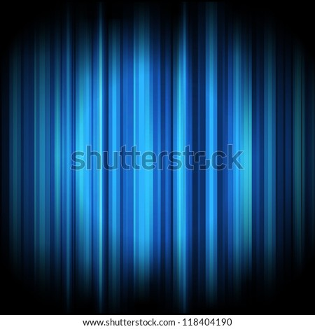 Vector abstract glowing background - stock vector