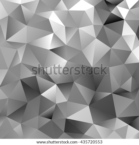 Vector abstract gray geometric background
