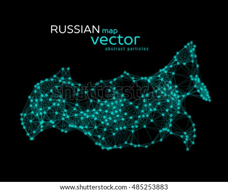 Russian Map Stock Images RoyaltyFree Images Vectors Shutterstock - Russian map