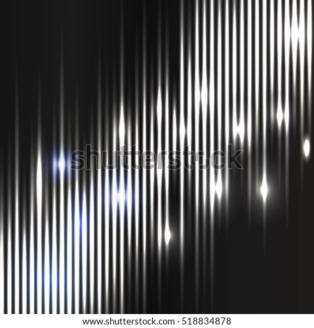 Vector abstract lights background.