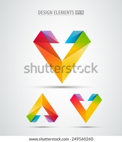 Business Creative Letter E Company logo Design Icon