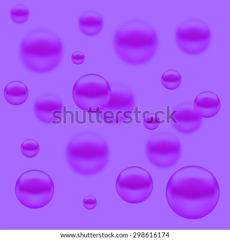Vector Abstract Molecules Design. Set Molecules Spheres Abstract background . Molecular Structure  Atoms. Medical Background for Banner. - stock vector
