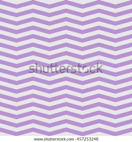 Vector abstract pale purple chevrons seamless pattern. Texture.