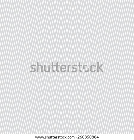 Vector abstract simple pattern. Texture zig zag.  Grey geometric background. Eps 10 vector file.  - stock vector