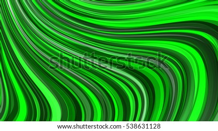 Vector. Abstract smooth background, curve composition.