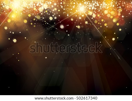 Vector abstract sparkle, glitter background.
