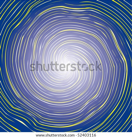 vector abstract spiral background