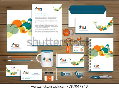 Gift items stock images royalty free images vectors shutterstock vector abstract stationery editable corporate identity template design gift items business color promotional souvenirs elements negle Choice Image