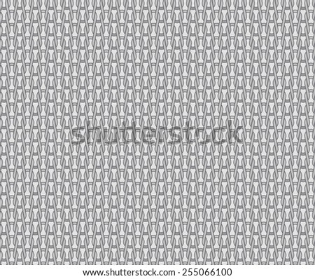 Vector abstract stockinette  background. Knitting facial loops on light background. - stock vector