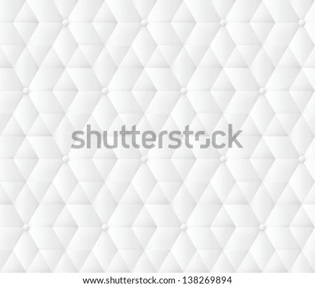 vector abstract upholstery background / Seamless background. - stock vector