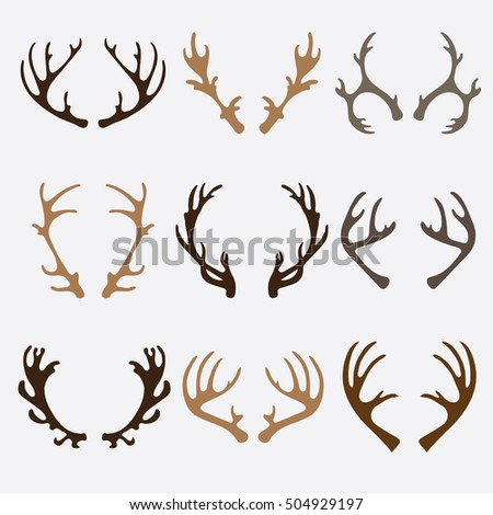 Antler Stock Photos, Royalty-Free Images & Vectors ...