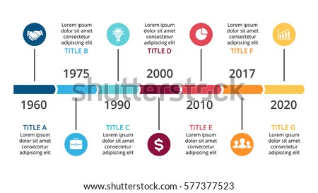 timeline stock images, royalty-free images & vectors | shutterstock, Powerpoint templates