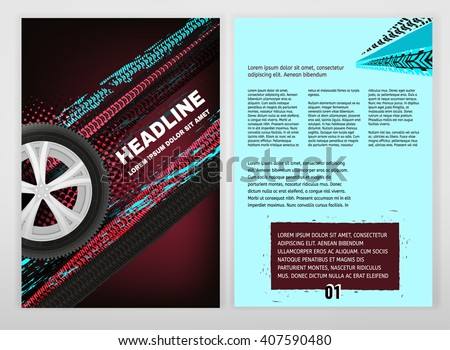 Advertisement Flyer Stock Images, Royalty-Free Images & Vectors