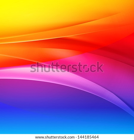 vector awesome abstract colorful backgrounds - stock vector