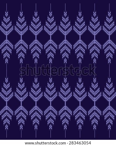 Vector background.Design patterns,Beautiful quaint of Asian.