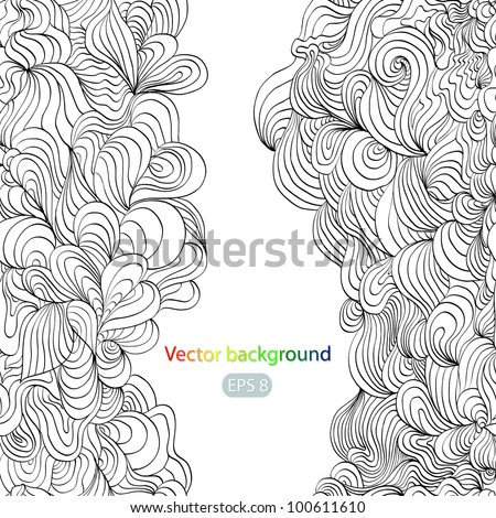 Vector background eps 8 (vector version). With a space for your text. - stock vector