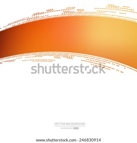 Vector background for web, art page design, plan card, page, style print, color banner, text list, poster, cover, leaf, party booklet, event cool flyer, UI, simple sheet, idea layout, digital board. - stock vector