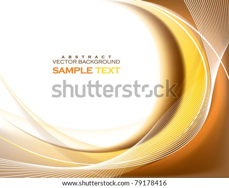 Vector Background. Graphic Illustration. - stock vector