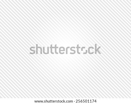 Vector background - grey with stripes pattern for presentation, site, web and others works. - stock vector