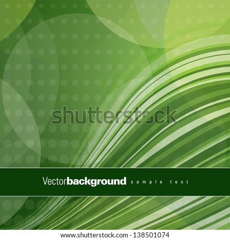 Vector Background in Eps10 Format. Abstract Design. - stock vector