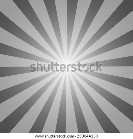Vector background ray. Vector illustration EPS 10 - stock vector