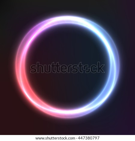 vector background, round frame, abstract background, wallpaper