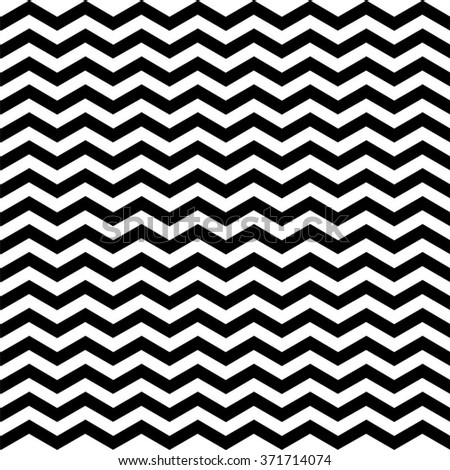 Vector Background / The Geometric Pattern by Stripes / Black and White Texture