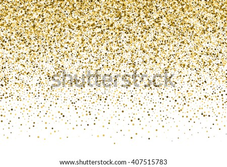 Vector background gold glitter gold sparkle stock vector 407515783 vector background with gold glitter gold sparkle vector template for your text explosion of stopboris