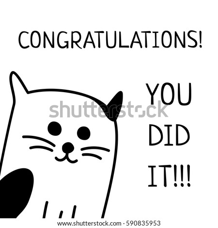 words of congratualtions