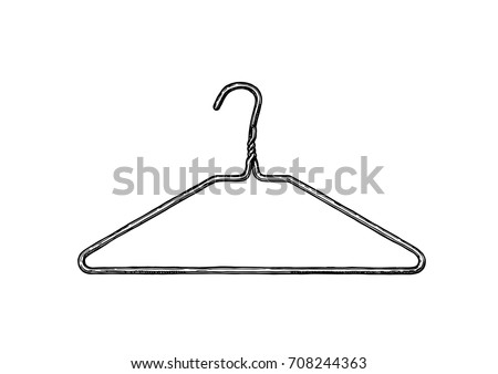 Coat-hanger Stock Images, Royalty-Free Images & Vectors   Shutterstock