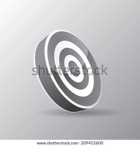 target logo vector black and white. vector black and white target icon logo l