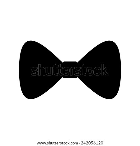 Clipart Bow Tie Outline