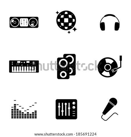 Simple Audio  lifier Using Transistors further Vector Black Dj Icons Set 165278036 moreover Kawasaki Teryx 750 Engine as well Wiring Diagram For Marine Stereo besides Stereo Speaker Explosion Sketch 10380590. on headphone speaker