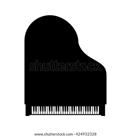 Piano Isolated Stock Images, Royalty-Free Images & Vectors ...