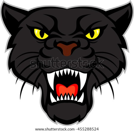 panther head stock images, royalty-free images & vectors